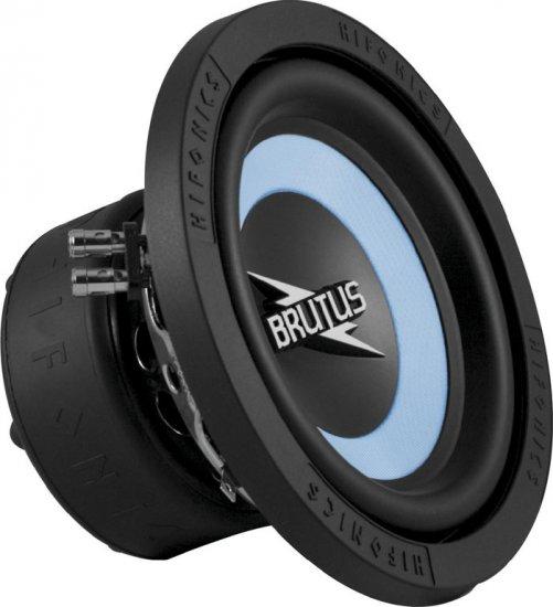 "Brutus Dual 2 Ohm Voice Coils 12"" 1200 Watt MAX"
