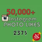 50,000 HQ Instagram Photo Likes