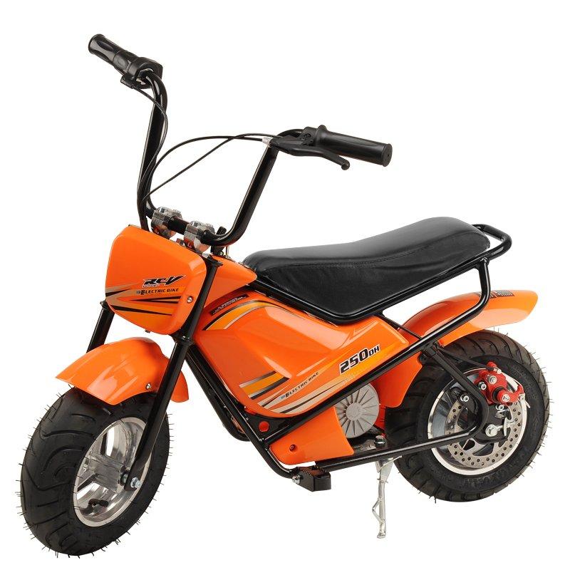 Moto E250 - 250W Mini Electric Motorcycle
