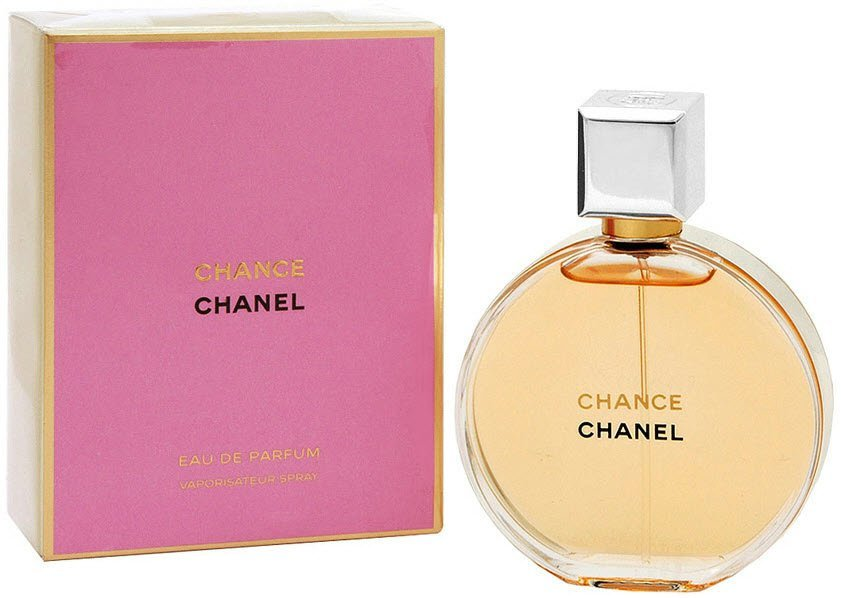 Chance Perfume by Chanel Eau De Parfum Spray 100 ml/3.4 oz