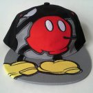 Disney Mickey Mouse Snapback Hat Cap Official Licensed Store Rare HTF NWT NEW