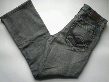 Flypaper Jeans Men's Size 30x30 Straight Leg Medium Distressed Denim A Pocket