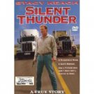 SILENT THUNDER - 1992 DVD - Trucker Adventure - Drama - Stacy Keach