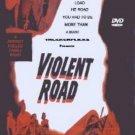 Violent Road - DVD - Trucker Adventure - Brian Keith, Efram Zimbalist Jr. - NEW!