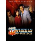 18 Wheels Of Justice - The Complete Second Season - DVD Trucker Adventure