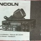 President Lincoln 10 Meter Radio Owners Manual