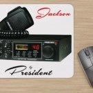 President Jackson Export CB Radio Deluxe Mouse Pad