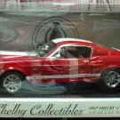 Shelby Collectibles GT-500E Eleanor Mustang Diecast 1:18 RED