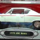 1970 AMC Rebel Machine 1:18 Diecast Car Collectible