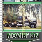2 PACK Movin' On Collectors Notebook 80 pages - Show History Included!