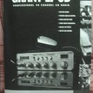 Uniden Grant LT AM/SSB CB Radio Owners Manual