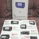 Dosy TC-4002-SW Instruction Booklet + Bonus FREE Dosy Brochure