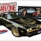 Smokey and the Bandit 5 pc Fridge/Postcard Magnet Set #2