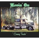Movin' On Kenworth W900 VIT Mouse Pad - Sonny Truck - Claude Akins