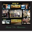 Movin' On Kenworth W900 VIT Mouse Pad - Claude Akins