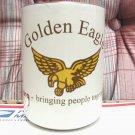 """An Original"" Browning Golden Eagle Coffee Mug NOS"