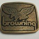 """An Original"" Browning Golden Eagle Belt Buckle NOS"