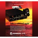 Johnson 4140 CB Radio Mouse Pad!  - Great Collectors Item