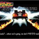 "Back To The Future BTTF Movie Poster - 22"" x 28"""