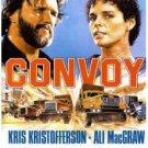 Convoy DVD- Uncut Widescreen Edition - Kris Kristofferson - Ali MacGraw