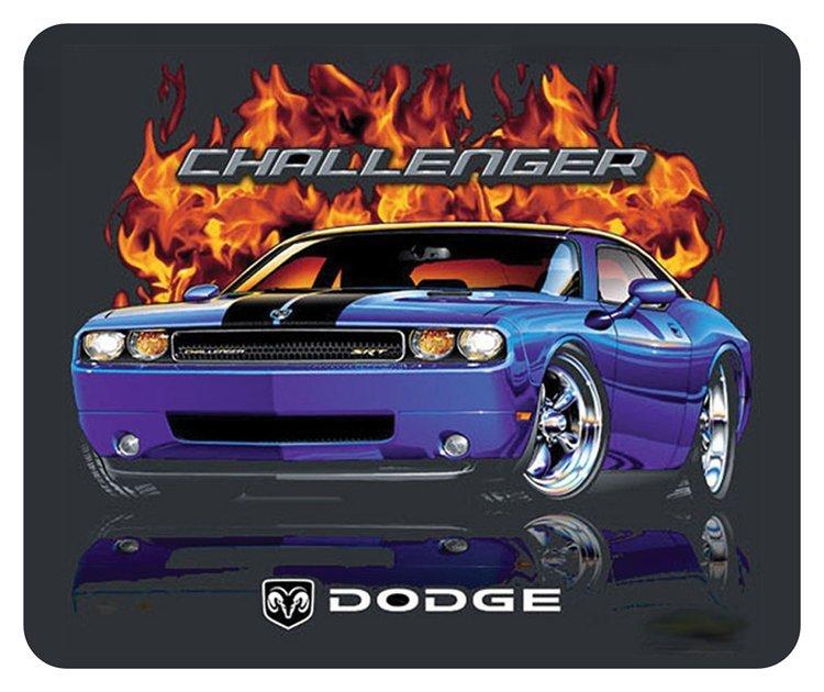 Dodge Challenger SRT-8 Mouse Pad