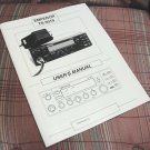Emperor TS-5010 Export CB - 10 Meter Radio Owners Manual