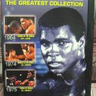 Muhammad Ali - The Greatest Collection DVD - Ali, Foreman, Frazier - MINT!