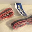 Qty of (2) Heavy-Duty Power Cords for President HR-2510 / 2600 / Lincoln Radios