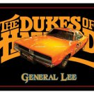 The Dukes of Hazzard 1969 General Lee Mouse Pad
