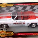 American Muscle 1969 Camaro Indy 500 Pace Car 1:18 Diecast Car