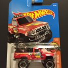 Hot Wheels 1987 Toyota 4 x 4 Pickup truck