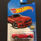Hot Wheels 2015 Ford Mustang GT Convertible