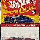 Hot Wheels Classics 1970 Chevelle Convertible - Series 2