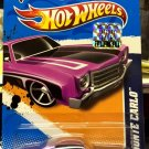 "Hot Wheels 1970 Chevy Monte Carlo ""Factory Sealed"" Series"