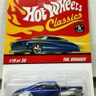 Hot Wheels Classics Tail Dragger - BLUE