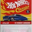 Hot Wheels Classics '70 Plymouth Barracuda Series 3