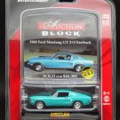 Greenlight Auction Block 1968 Ford Mustang GT 2+2 Fastback Ltd Edition Series 15