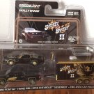 Greenlight Smokey and the Bandit 2 1980 Trans Am Hitch and Tow Set
