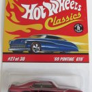 Hot Wheels Classics '69 Pontiac GTO Series #3