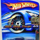 Hot Wheels 1969 Dodge Charger - Muscle Mania