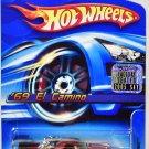 Hot Wheels '69 Chevy El Camino - Factory Sealed Series