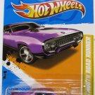 Hot Wheels '71 Plymouth Roadrunner - Purple