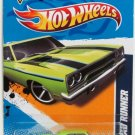Hot Wheels 2012 MUSCLE MANIA-MOPAR '70 Road Runner #9/10