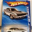 2010 Hot Wheels 1970 Plymouth AAR Cuda #80 Muscle Mania