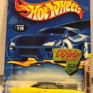 '70 Plymouth Roadrunner #110 * Yellow * 2002 Hot Wheels *