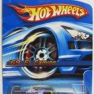 Hot Wheels 2005 '69 El Camino #171 BLUE