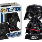 Set of 3 Star Wars Funko-POP BobbleHead Toys - Darth Vader, C-3P0, R2D2