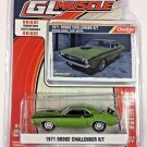 Greenlight 1/64 GL MUSCLE Series 16 1971 Dodge Challenger R/T GREEN