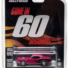 "Greenlight 1/64 GL MUSCLE Series ""Gone in 60 Seconds"" 1971 Plymouth Hemi Cuda Series 7"