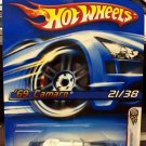 Hot Wheels '69 Camaro 2006 First Editions 21/38